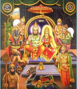 Suvarchala-Sahitha-Hanuman-Hanuman-Marriage