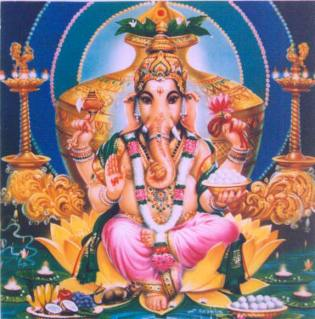 Ganesha Gayatri Mantra Lyrics